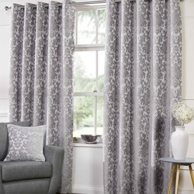 Camden Ready Made Lined Eyelet Curtains