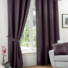 Neva Ready Made Eyelet Curtains