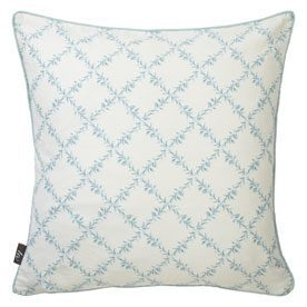Trellis Filled Cushion