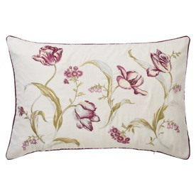 Tulipa Filled Boudoir Cushion