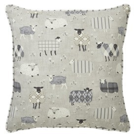 Baa Baa Filled Cushion