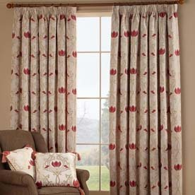 Chatsworth Ready Made Lined Curtains