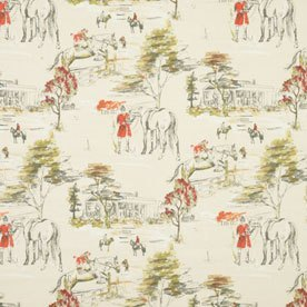 Burghley Curtain Fabric