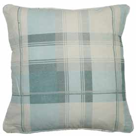 Balmoral Check Filled Cushion