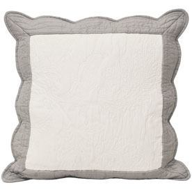 Fayence Filled Cushion