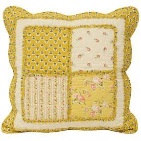 Honeybee Filled Cushion