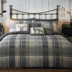 Connolly Check Bedding