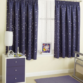 Moonlight Ready Made Curtains