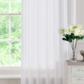 Denby Voile Curtain Panel