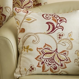 Jacobean Ready Made Cushion