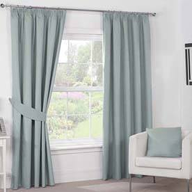 Julian Charles Luna Ready Made Blackout Curtains