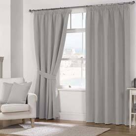 Julian Charles Naples Fully Lined Ready Made Curtains