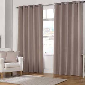 Julian Charles Naples Fully Lined Eyelet Curtains