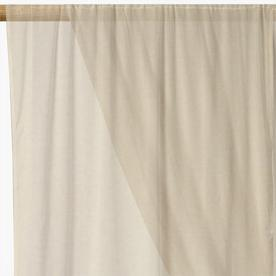 Plain Voile Curtain Fabric