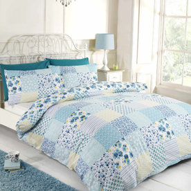 Elsa Patchwork Bedding