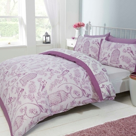 Birdcage Bedding