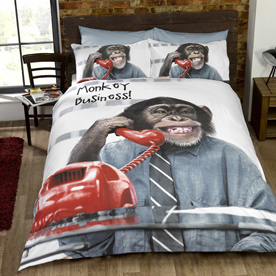 Monkey Business Bedding