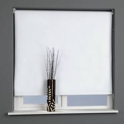 Plain Daylight Roller Blind