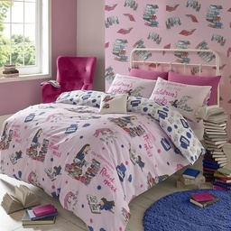 Roald Dahl Bookworm Bedding