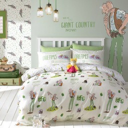 Roald Dahl  Big Friendly Giant Bedding