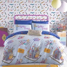 Roald Dahl  Willy Wonka Bedding