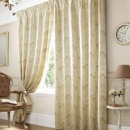 Rennie Ready Made Lined Curtains