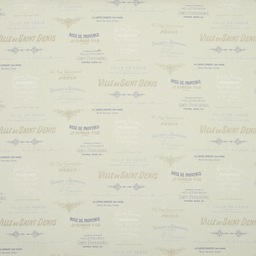 Cannes Curtain Fabric