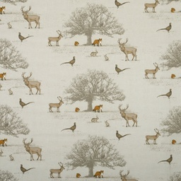 Tatton Curtain Fabric