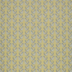 Scandi Birds Curtain Fabric