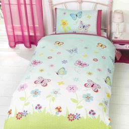 Butterfly Garden Bedding