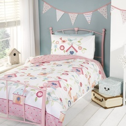 Birdhouses Bedding