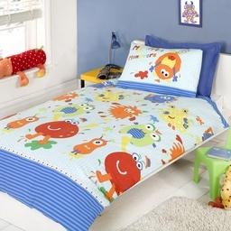 Little Monster Bedding