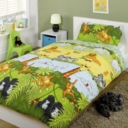 Cheeky Monkey Bedding