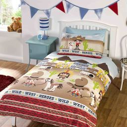 Wild West Bedding