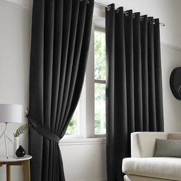 Contempo Ready Made Eyelet Curtains