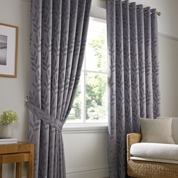 Tivoli Ready Made Eyelet Curtains