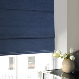 Salvador Faux Silk Roman Blind