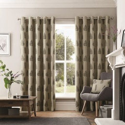 Ancona Ready Made Eyelet Curtains