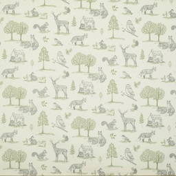 New Forest Curtain Fabric