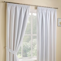 Municipal Ready Made Lined Curtains