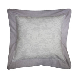 Holly Willoughby Lace Heather Feather Filled Cushion