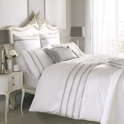 Holly Willoughby Antique French Lace Bedding