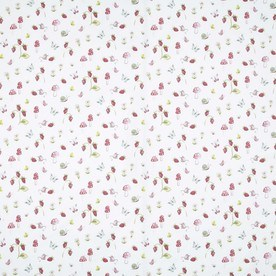 Toadstools Curtain Fabric