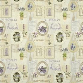 Antibes Curtain Fabric