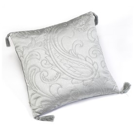 Julian Charles Paisley Filled Cushion