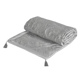 Julian Charles Paisley Bed Throw