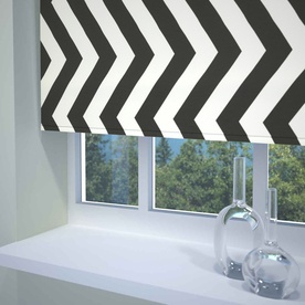 Chevron Roller Blind