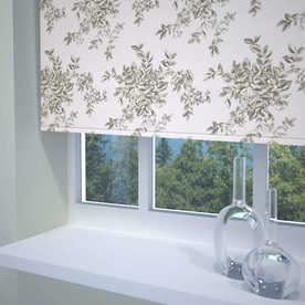 Rose Trellis Blackout Roller Blind