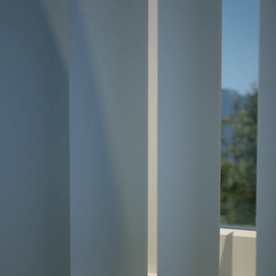 Vine Vertical Blind