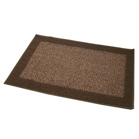 Madras Machine Washable Door Mat